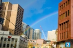 """Rainbow In The City"""