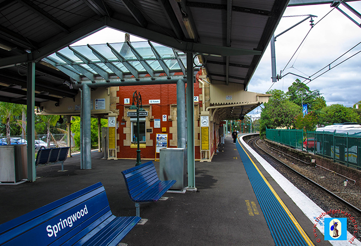 Springwood Train Station