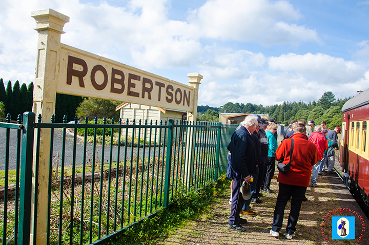Robertson Station in the Southern Highlands.