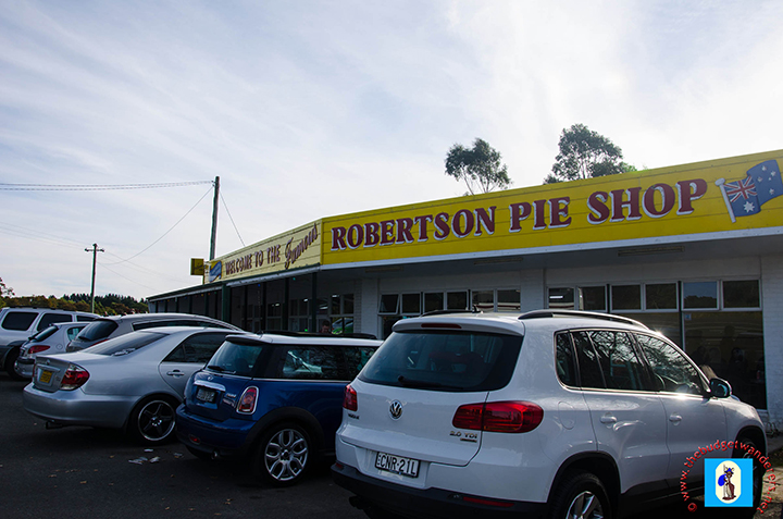 Robertson Pie Shop, home of the best pies in the Southern Highlands.