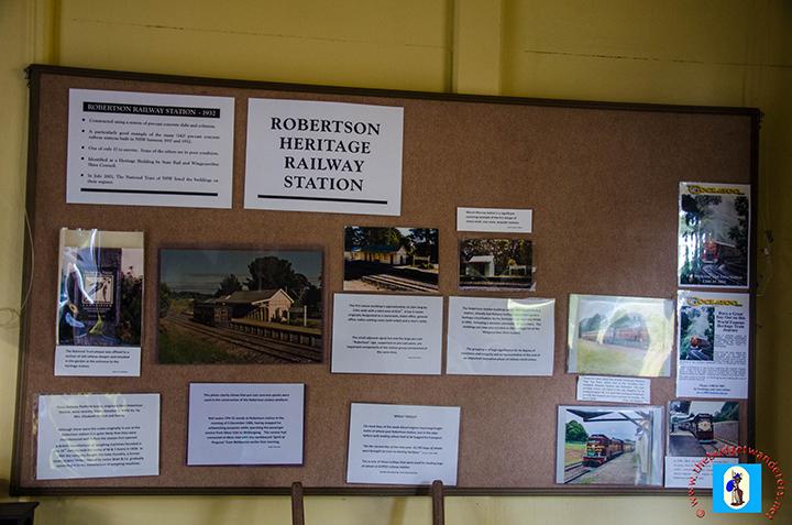 Robertson Heritage Railway Station