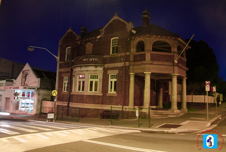 Summer Hill's old post office.
