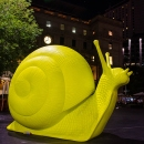 Bright-Coloured Snails Invade Sydney