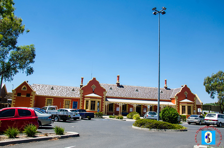 Bathurst railway station