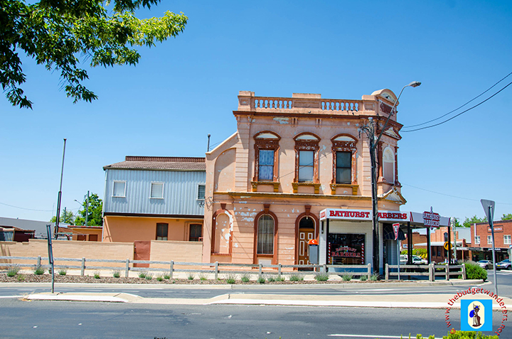 Another interesting building in Bathurst
